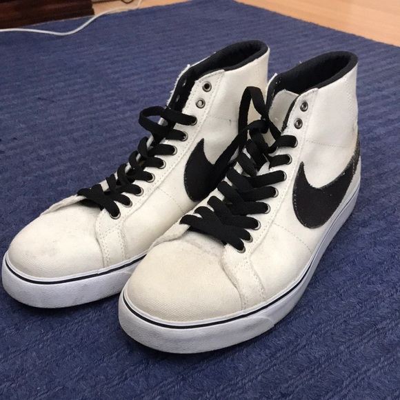 100% authentic 240cd d80f1 Nike Two Up Blazer High tops. M 5afc90c89cc7efc296860875